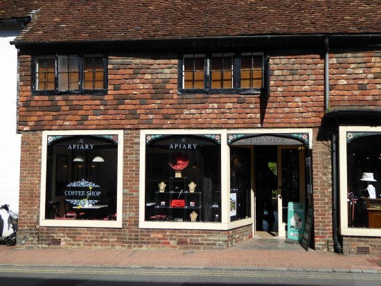 Alfriston, UK: The premises