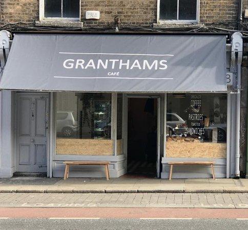 Granthams cafe dublin restaurant avis num ro de for Appart city dublin