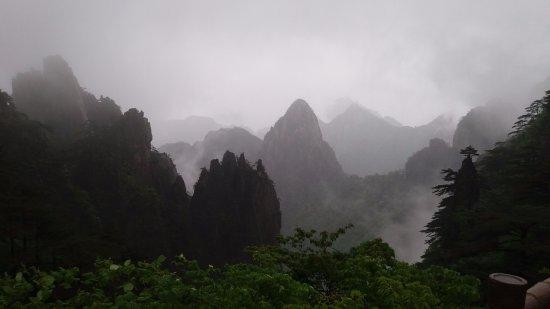 Mt. Huangshan (Yellow Mountain): Huangshan Beihai scenic area