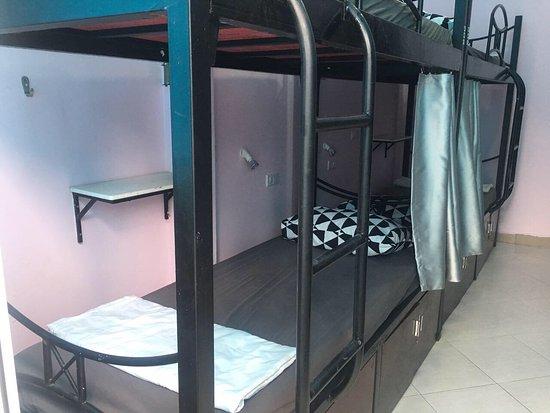 Hanoi Hostel: Dormitory room