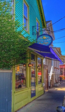 Stonington, CT: Milagro Restaurant, Authentic Mexican food in town