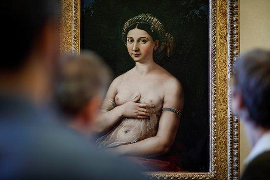Bilde fra Palazzo Barberini