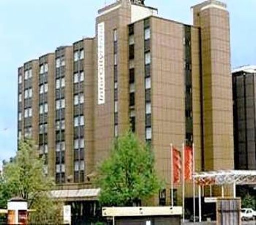 Intercityhotel wuppertal bild von intercityhotel for Hotel wuppertal