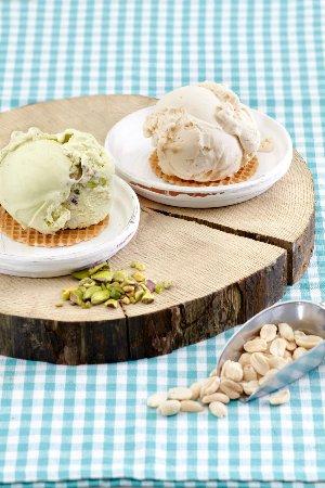 Zuccherino: Ice Cream Pistachio