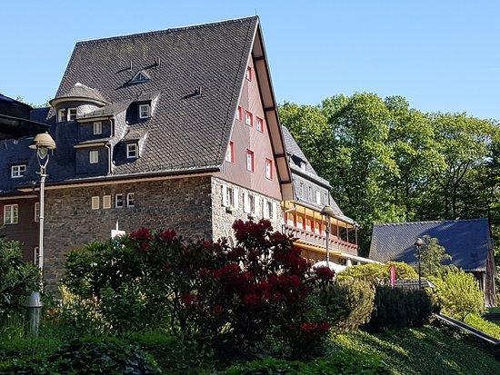 Hartenstein, Deutschland: sehr liebevoll gepflegtes Hotel