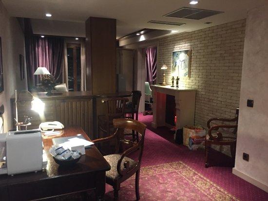 Roc Blanc Hotel: séjour