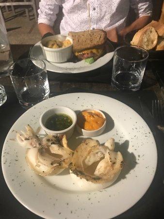 Les plats propos s dans ce restaurant photo de les tables de la fontaine avignon tripadvisor - Les tables de la fontaine ...