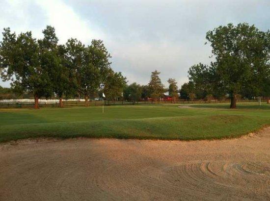 Bayou Oaks City Park - North Course