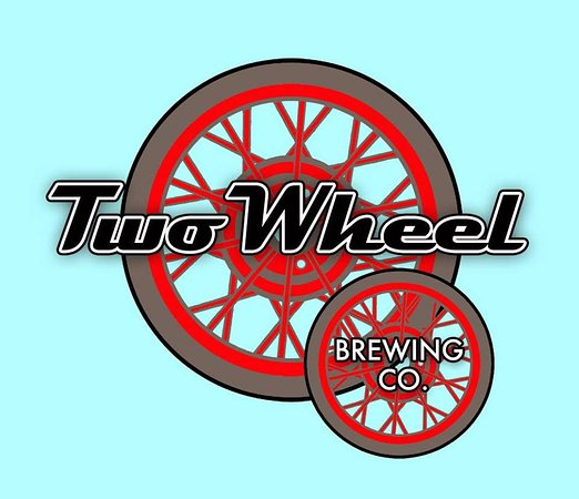 Buda, Teksas: Two Wheel Logo