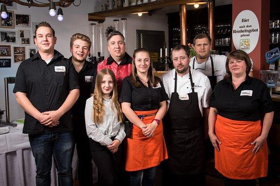Schongau, ألمانيا: das Team