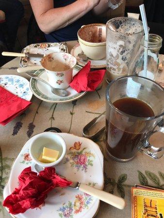 Vintage Rose Tea Room Picture