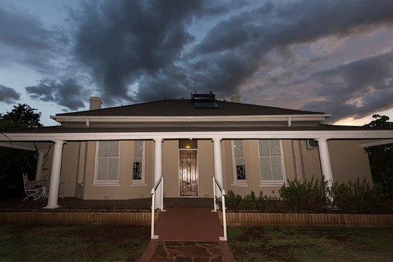 Kimberley, Sudafrica: One of three Victorian houses