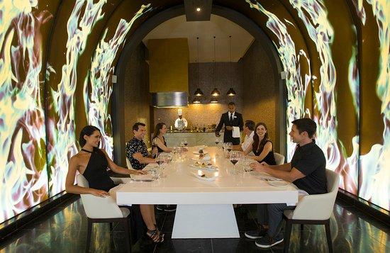 Cap Estate, Sta. Lucía: Culinary Experience ($)