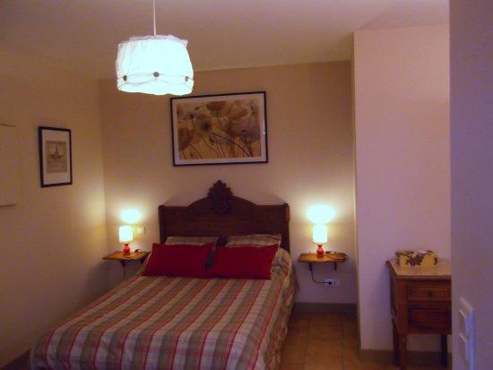 Ruoms, France: La chambre Violettes pour 2 personnes