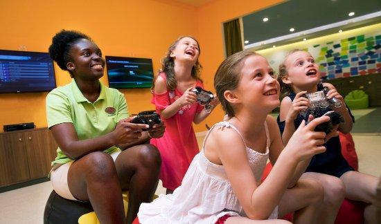 Cap Estate, St. Lucia: Kids Club