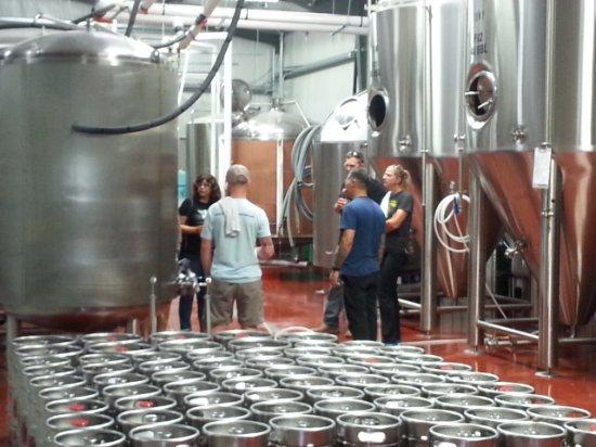 Buda, Teksas: Brewery Tour
