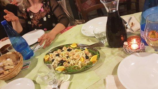 Direi che Ottimo ️ ️ ️ ️ ️ - Picture of Trattoria Pizzeria ...