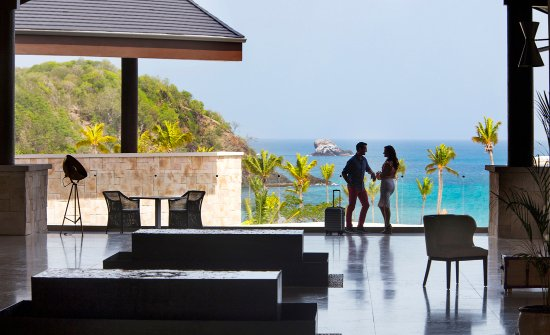 Cap Estate, Saint Lucia: Lobby