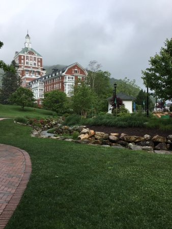 Hot Springs, VA: Great gateway
