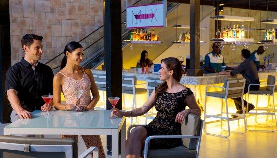 Cap Estate, St. Lucia: Martini Mix
