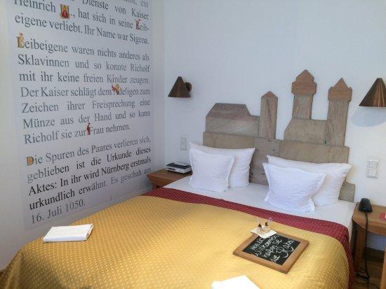 bild von hotel drei raben n rnberg tripadvisor. Black Bedroom Furniture Sets. Home Design Ideas