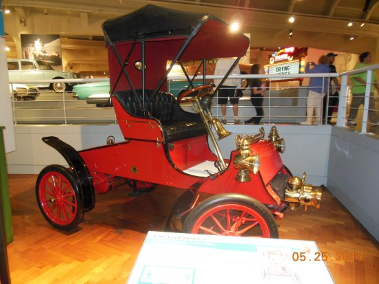 The Henry Ford: Would love to take a ride.