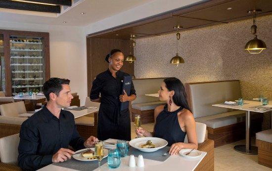 Cap Estate, St. Lucia: Dorado Restaurant