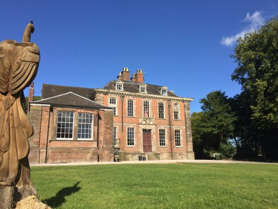 Cheadle, UK: Hales Hall