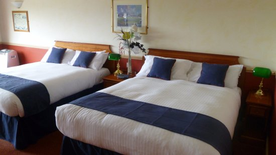 Tenterden, UK: Executive Twin Room with Balcony