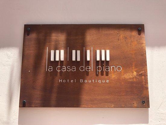 Foto de la casa del piano hotel boutique santa marta la for Immagini del piano casa gratis
