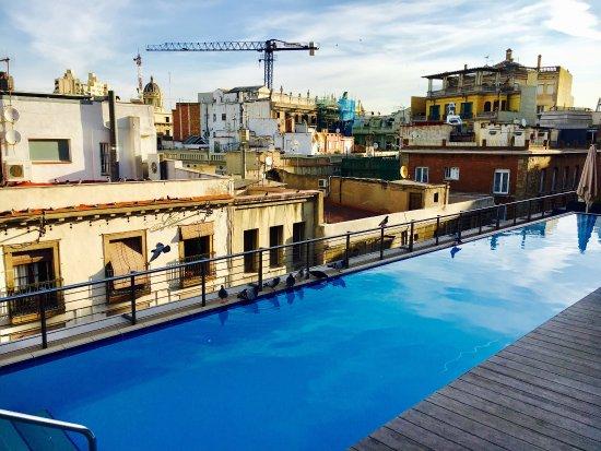バルセロナ カテドラル ホテル Picture