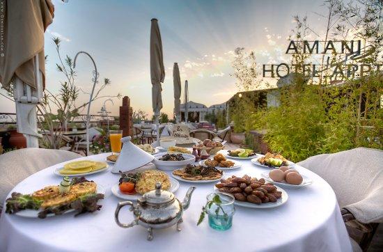 La Terraza Marrakech Restaurant Reviews Photos Phone