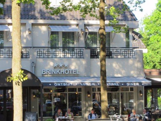 Zuidlaren, Holland: Außenansicht