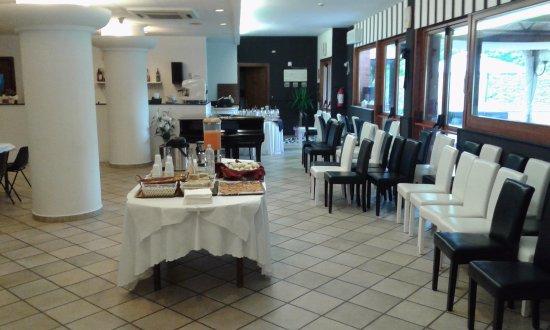 Scarmagno, Italy: sala ristorante
