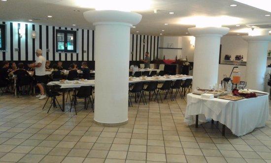 Scarmagno, Italy: sala ristorante/colazione