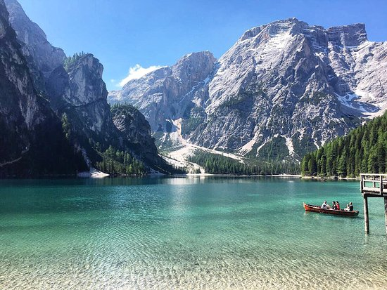 lago di braies prags - photo #12