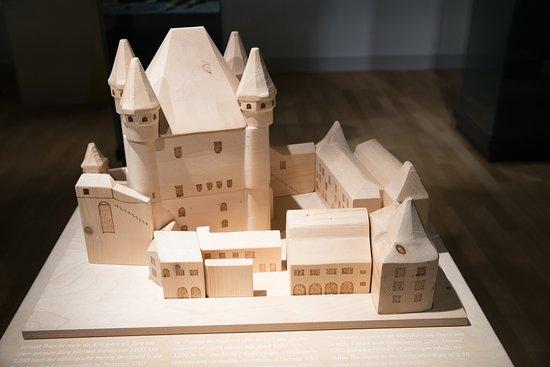 Schloss THUN : Castle Model Thun