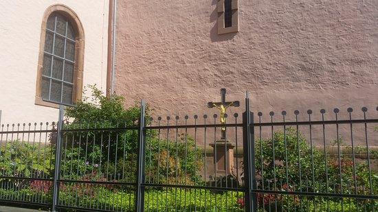 Wittlich, Tyskland: Pfarrkirche Sankt Markus