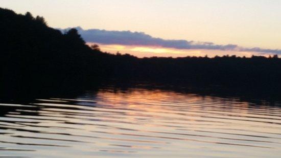 בת'ל, ניו יורק: Lake Superior_Sunset