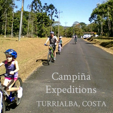 BIking Tours and MTB tour through Turrialba, Best place in this world