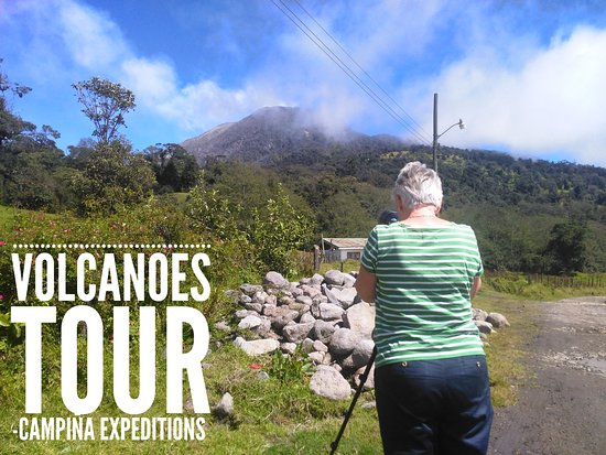 Irazú and Turrialba Volcanoes Tour every day