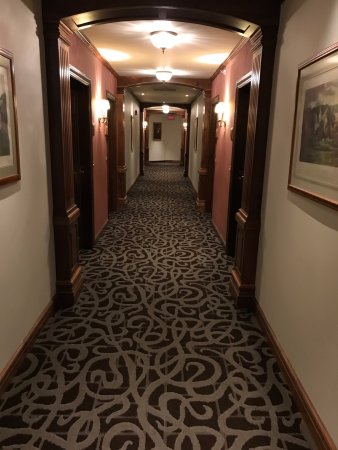 Williamstown, Массачусетс: Danny's favorite hallway