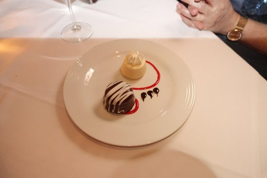 Vic & Anthony's Steakhouse - Las Vegas: Gruß aus der Küche