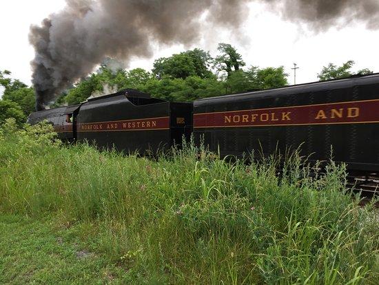 Bilde fra Roanoke