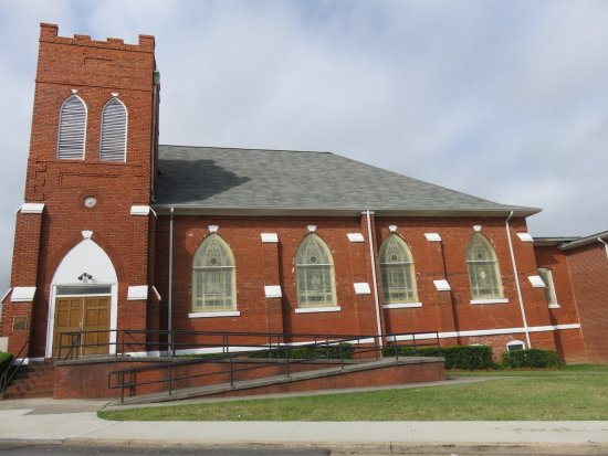 1st African Baptist Church