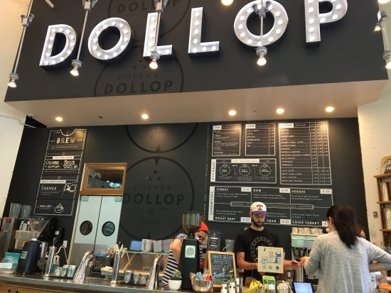 Dollop Coffee Co Streeterville Chicago Near North Side Restaurant Reviews Phone Number Photos Tripadvisor