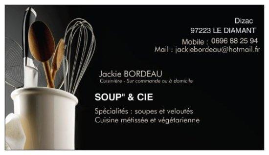 Like At Home Soup Cie 1ere Carte De Visite
