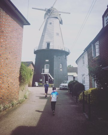 Cranbrook, UK: union mill