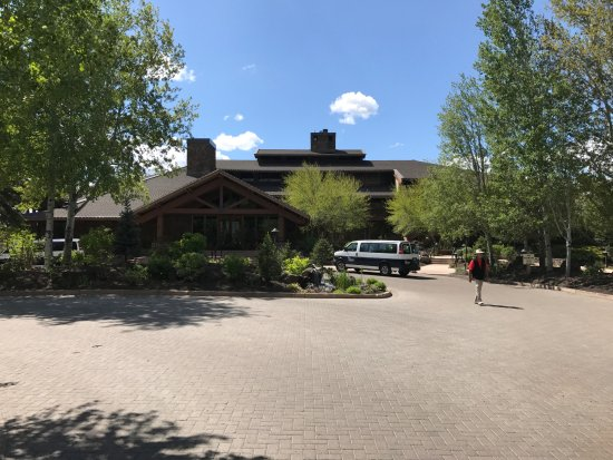 Sunriver, OR: Lobby, bar and reservation area