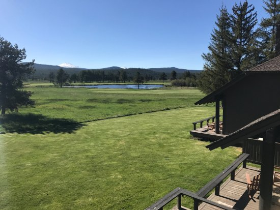 Sunriver, Oregón: The view from the room